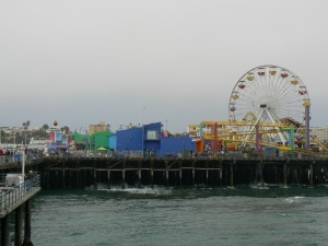 De Santa Monica Pier